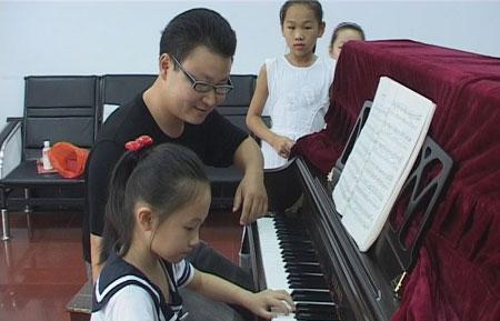 北风吹钢琴五线谱